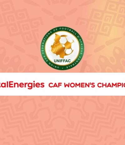 TotalEnergies CAF Women's Champions League UNIFFAC Qualifiers, 2021