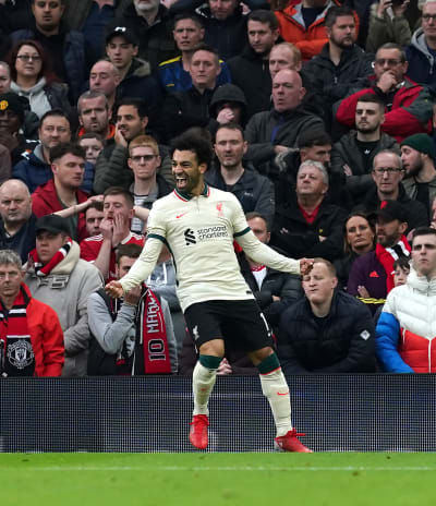 African players in Europe: Salah's historic Old Trafford hat-trick