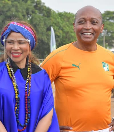 Motsepe Foundation donates USD 10M to FIFA-CAF Pan-African School Football Championship