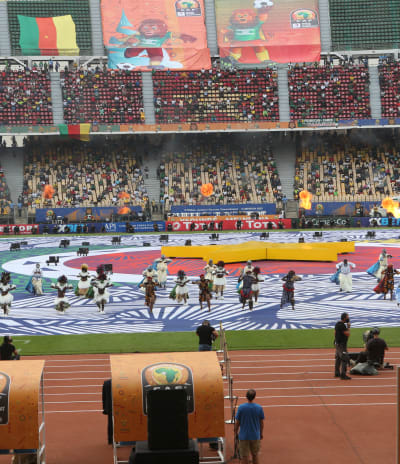 Total African Nations Championship, Cameroon 2020 - Opening Ceremony