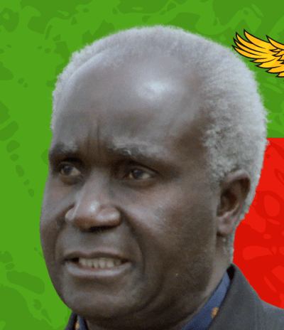 CAF President Dr Motsepe  sends condolences to Zambians following passing of Dr Kenneth Kaunda