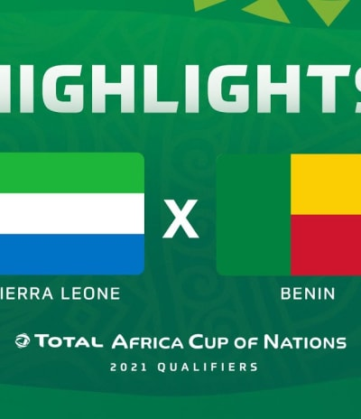 HIGHLIGHTS | #TotalAFCONQ2021 | Round 6 - Group L: Sierra Leone 1-0 Benin