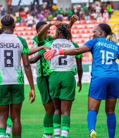 Nigeria looking to avoid South Africa upset