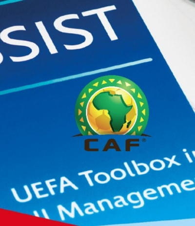 CAF & UEFA Assist GS Academy follow-up programme plods on