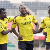 Tusker beat Arta Solar to reach TotalEnergies CAF Champions League Second Preliminary round