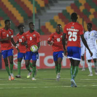 Gambia coach M'Boge hopes for one last dance for the Young Scorpions