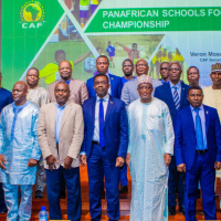 Seven countries from WAFU B and CAF commit to African youth with Pan-African Schools Football Championship