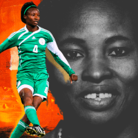 Four-time CAF Women's Player Perpetua Nkwocha to grace TotalEnergies Women's CL draw on Wednesday