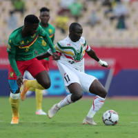 Hosts Cameroon held by Mali in CHAN thriller