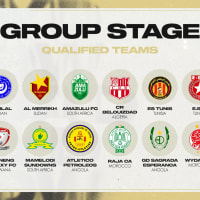 2021-22 TotalEnergies CAF Champions League Group Stage – Qualified teams