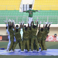 """Mauritania brilliantly raised the level"" - Minister of Sports"
