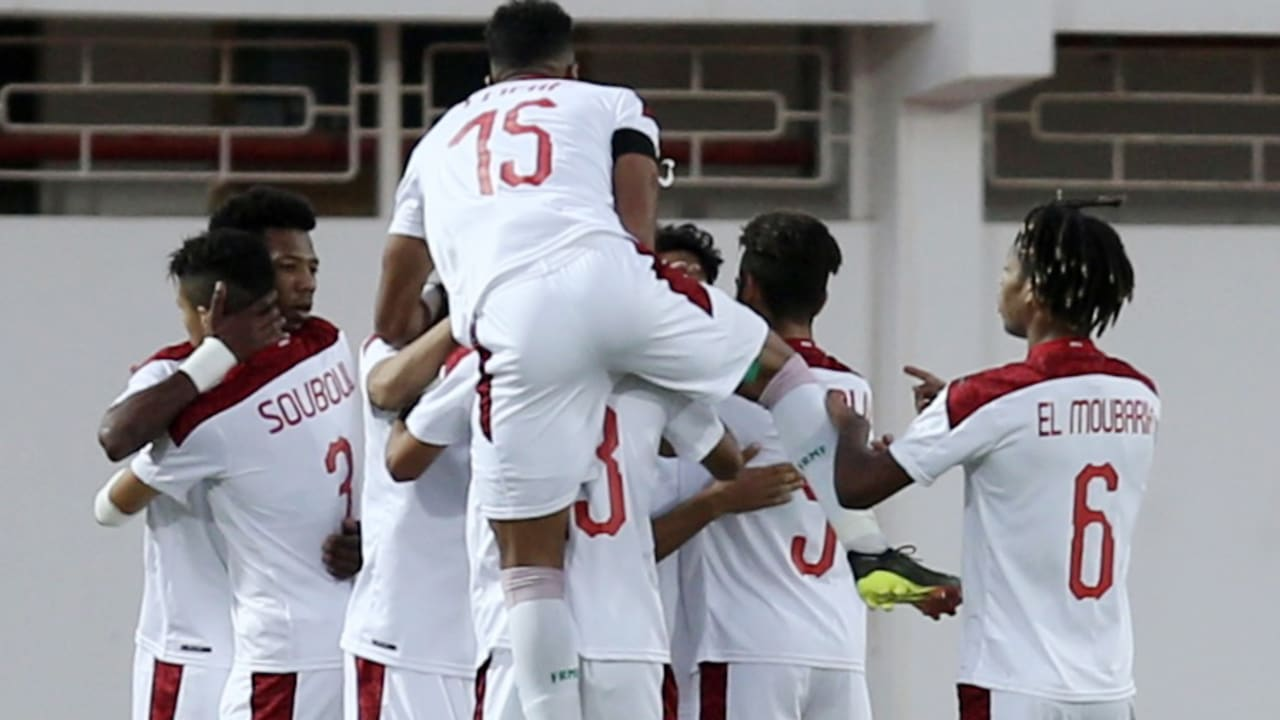 Morocco v Tunisia - North African exciting derby in Nouadhibou