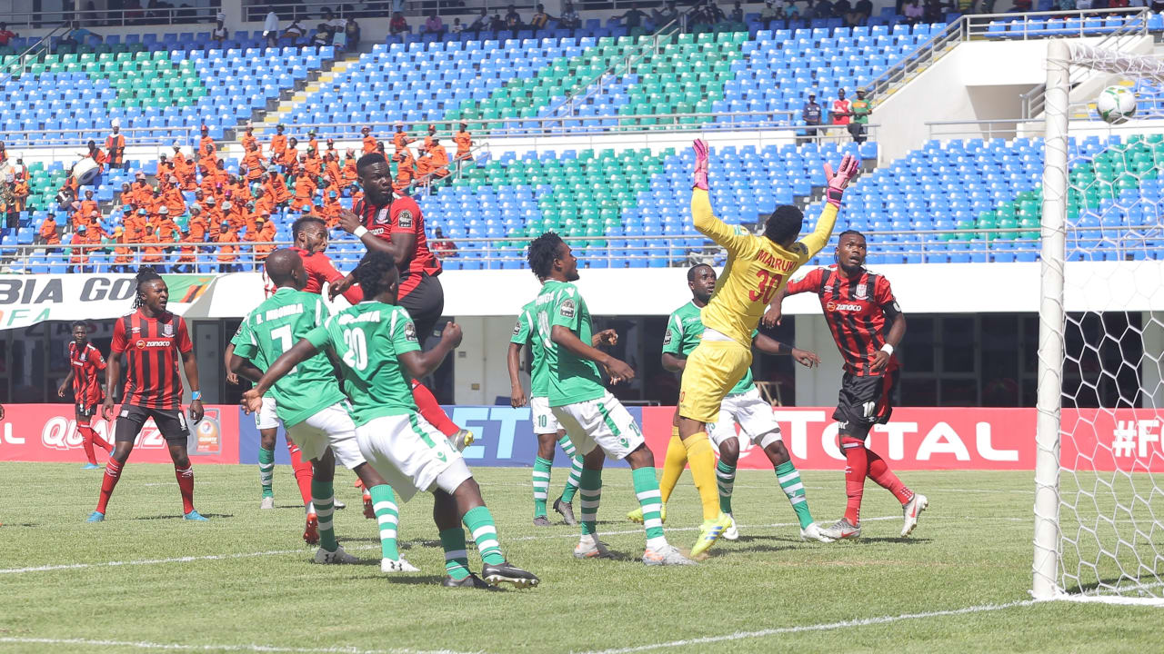 Substitute Souleymanou powers Zanaco to the brink