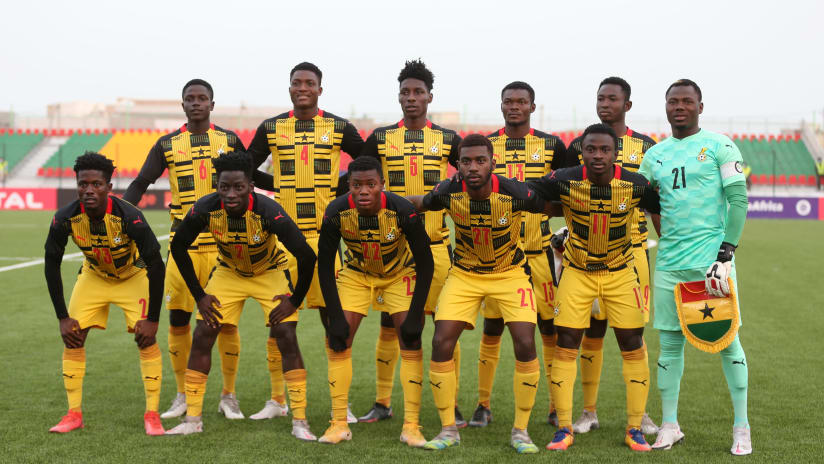 Ghana v Gambia – Black Satellites to confirm, Young Scorpions for a  surprise | CAFOnline.com
