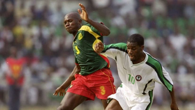 Cameroon 2000