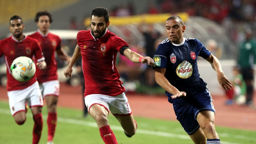 Etoile V Al Ahly A Clash Between Two Red Devils Total