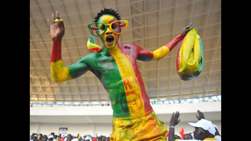 Total U17-Final: Ghana vs Mali