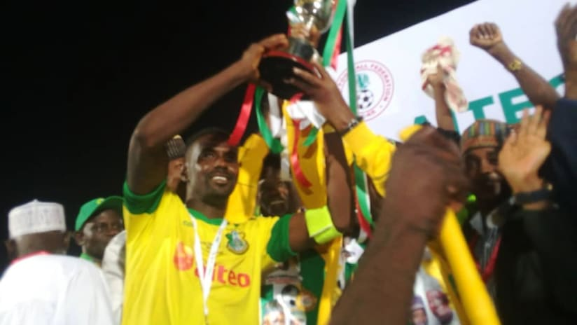 Kano Pillars Nigeria National Cup