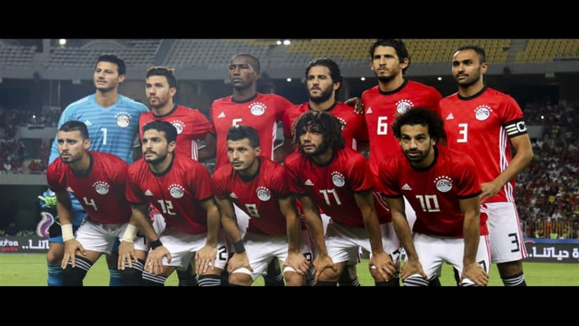 AFCON - Egypt names provisional 25-man squad