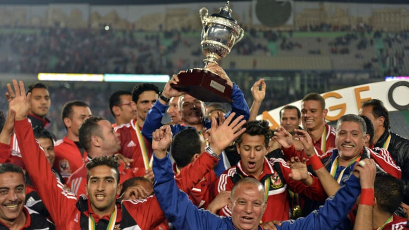 Ahly Super Cup 2014