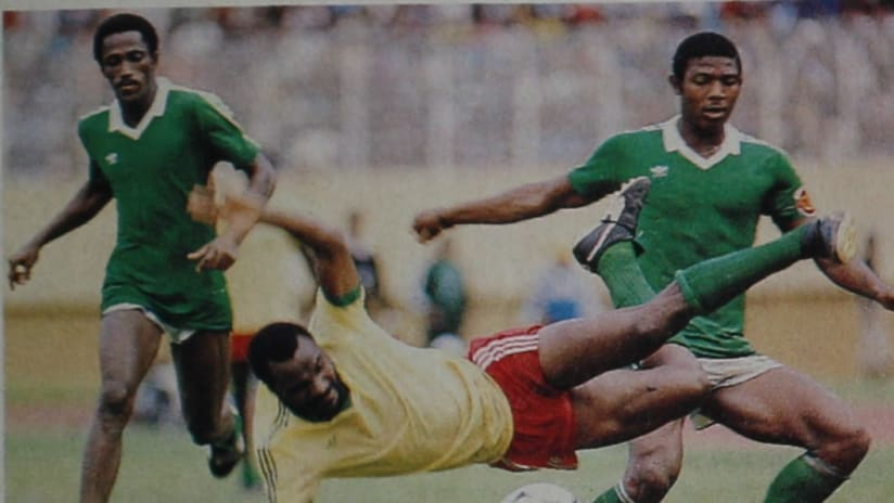 1984 AFCON FINAL