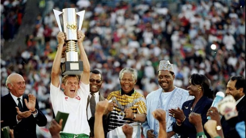 South Arica AFCON 1996