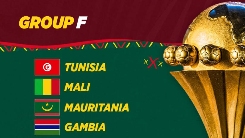 group F Afcon