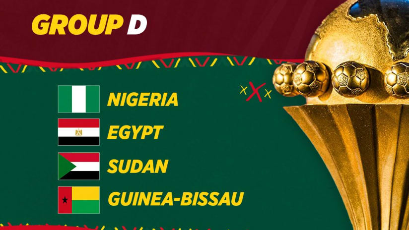 group D Afcon
