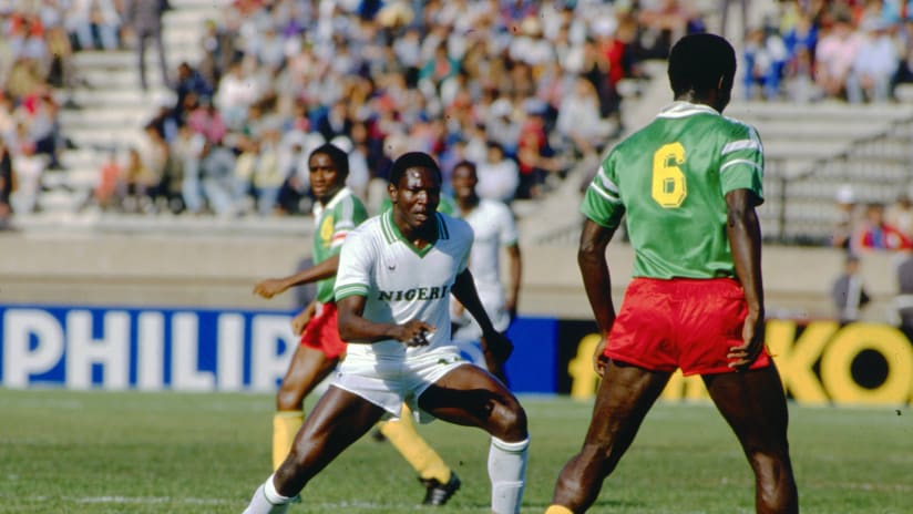 Cameroon 1988
