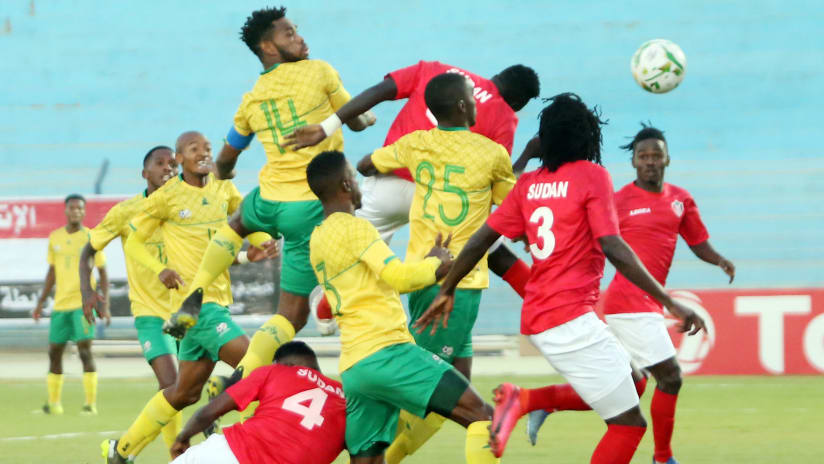 Sudan beat South Africa to secure first Total AFCON qualification since  2012 | CAFOnline.com