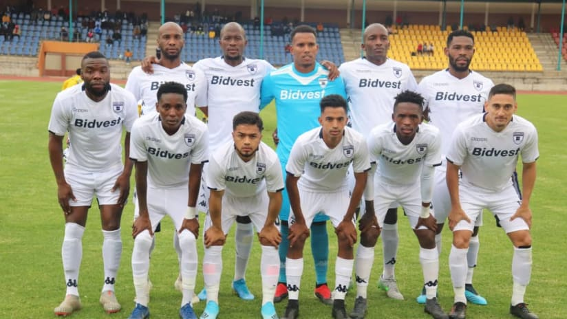 Bidvest Wits v Young Buffaloes