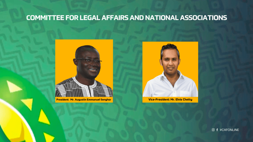 Committee for Legal Affairs and National Associations