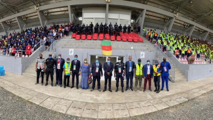 Safety and Security retreat in Douala, Cameroon