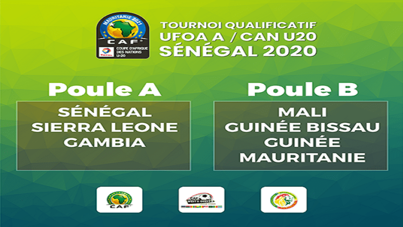 WAFU A U 20 AFCON qualifiers draw held in Thies | CAFOnline.com