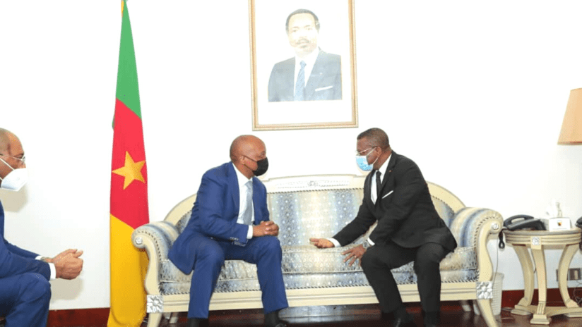 CAF_president_in_Cameroon