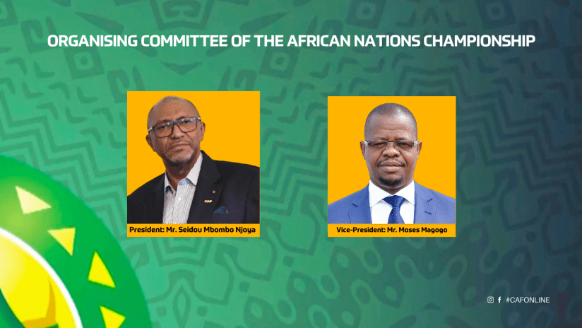 Organising Committee of the African Nations Championship
