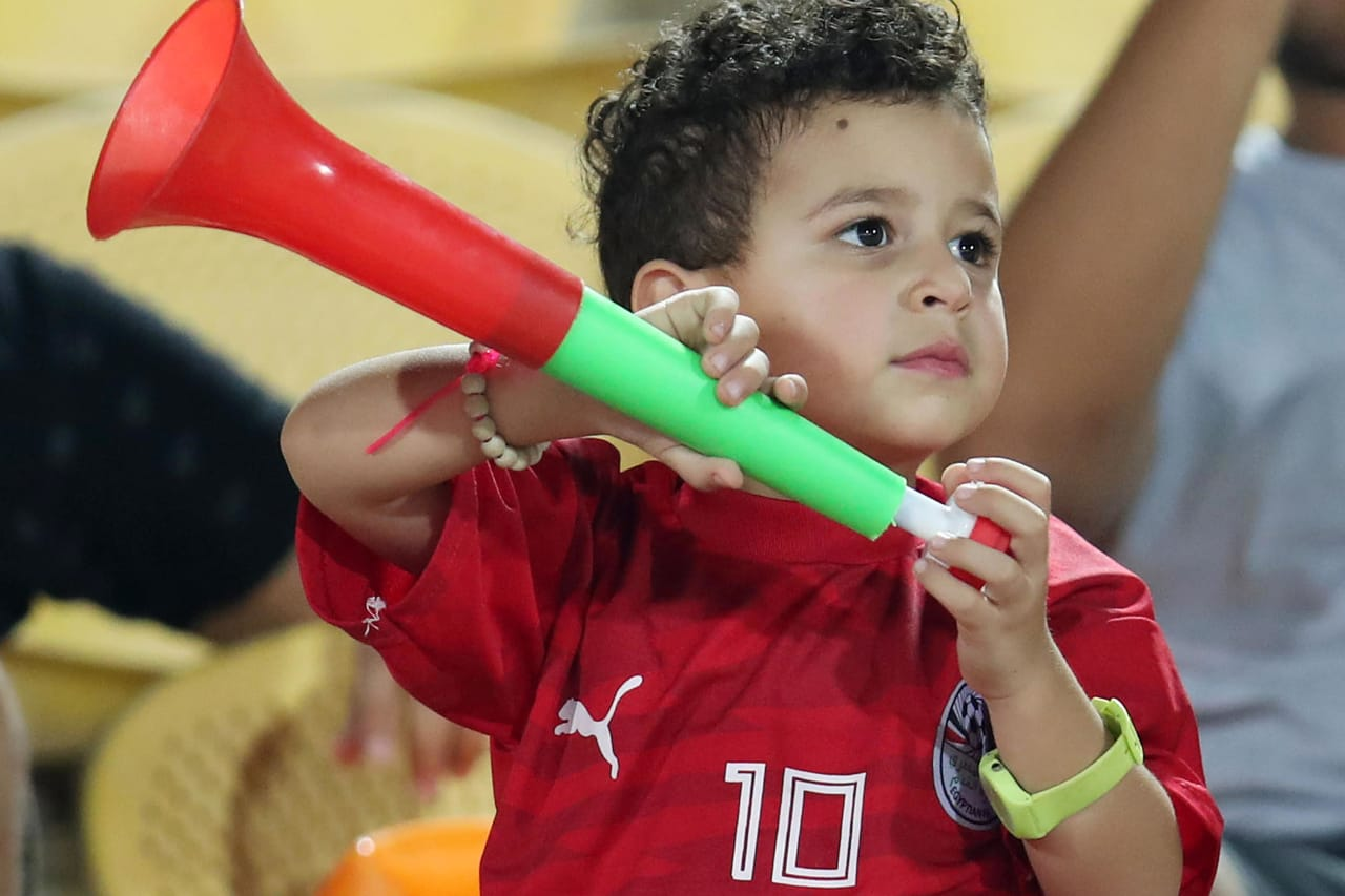 Tunisia fan during the 2019 Africa Cup of Nations Quarterfinals match between Madagascar and Tunisia at the Al Salam Stadium, Cairo on the 10 July 2019 ©Muzi Ntombela/BackpagePix