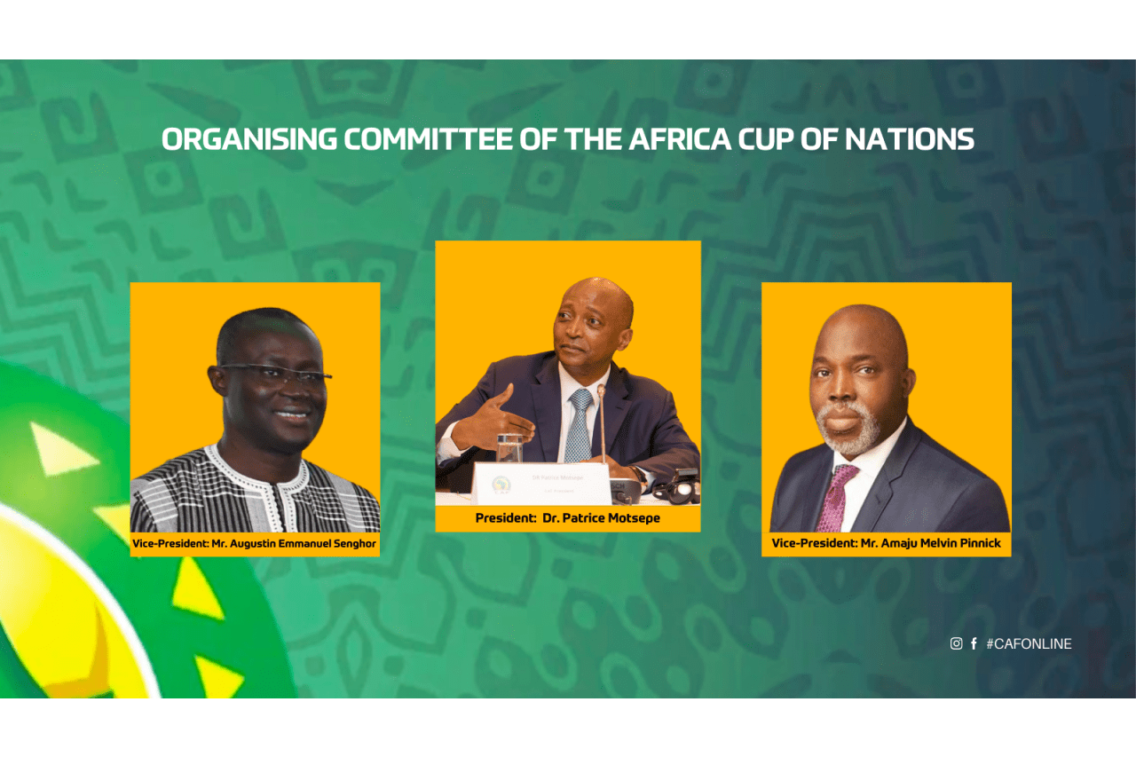 Organising Committee of the Africa Cup of Nations