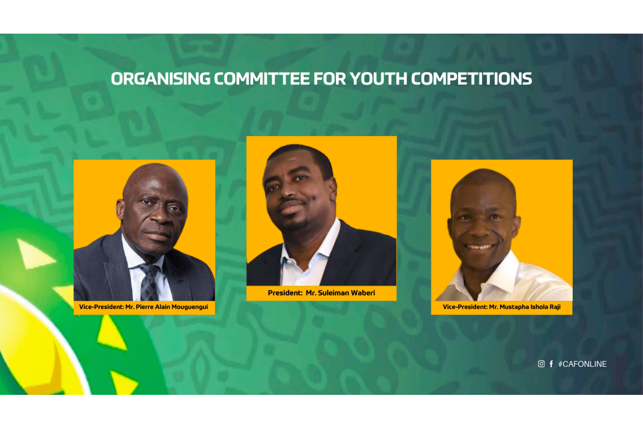 Organising Committee for Youth Competitions