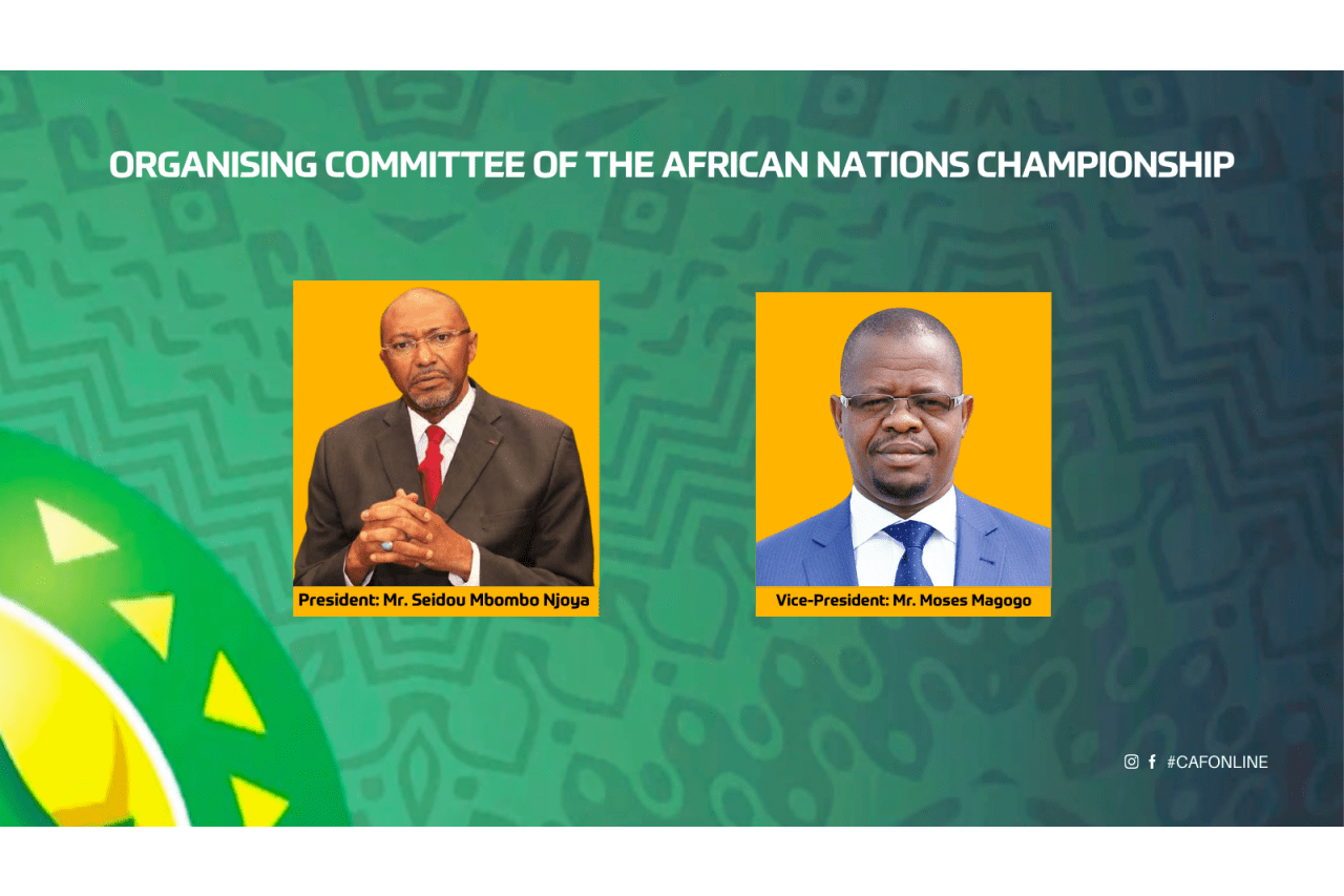 Organising Committee of the African Nations Championship9