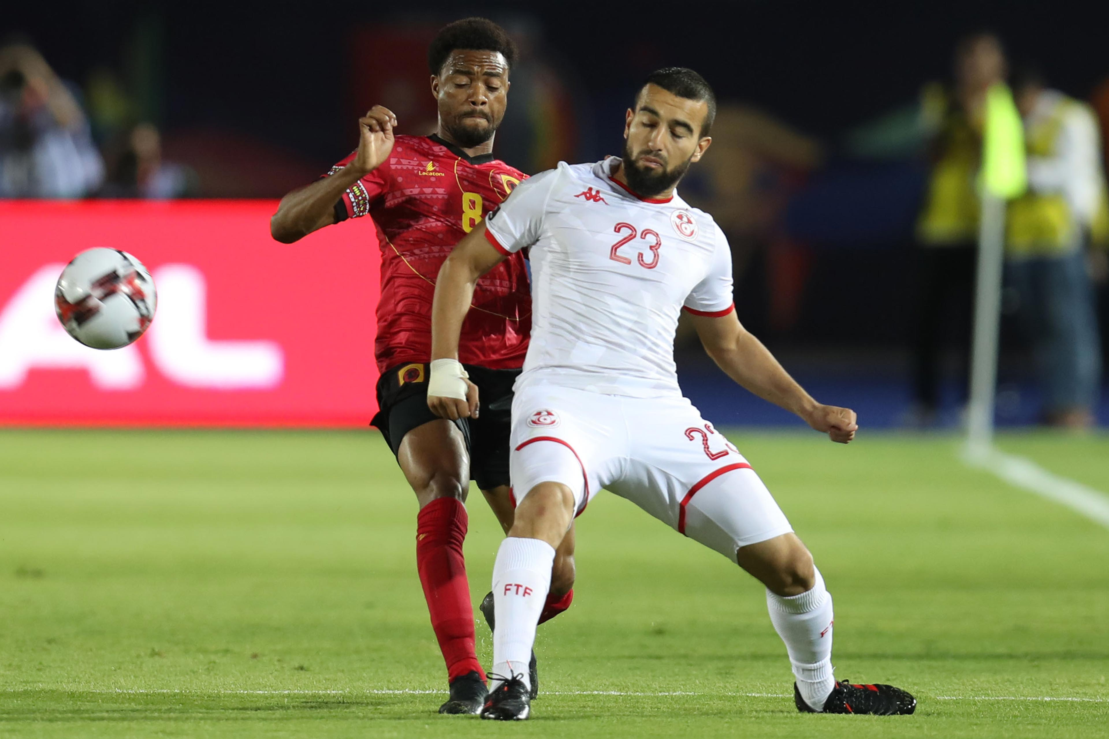 Tunisia vs Angola | Total Africa Cup of Nations Egypt 2019