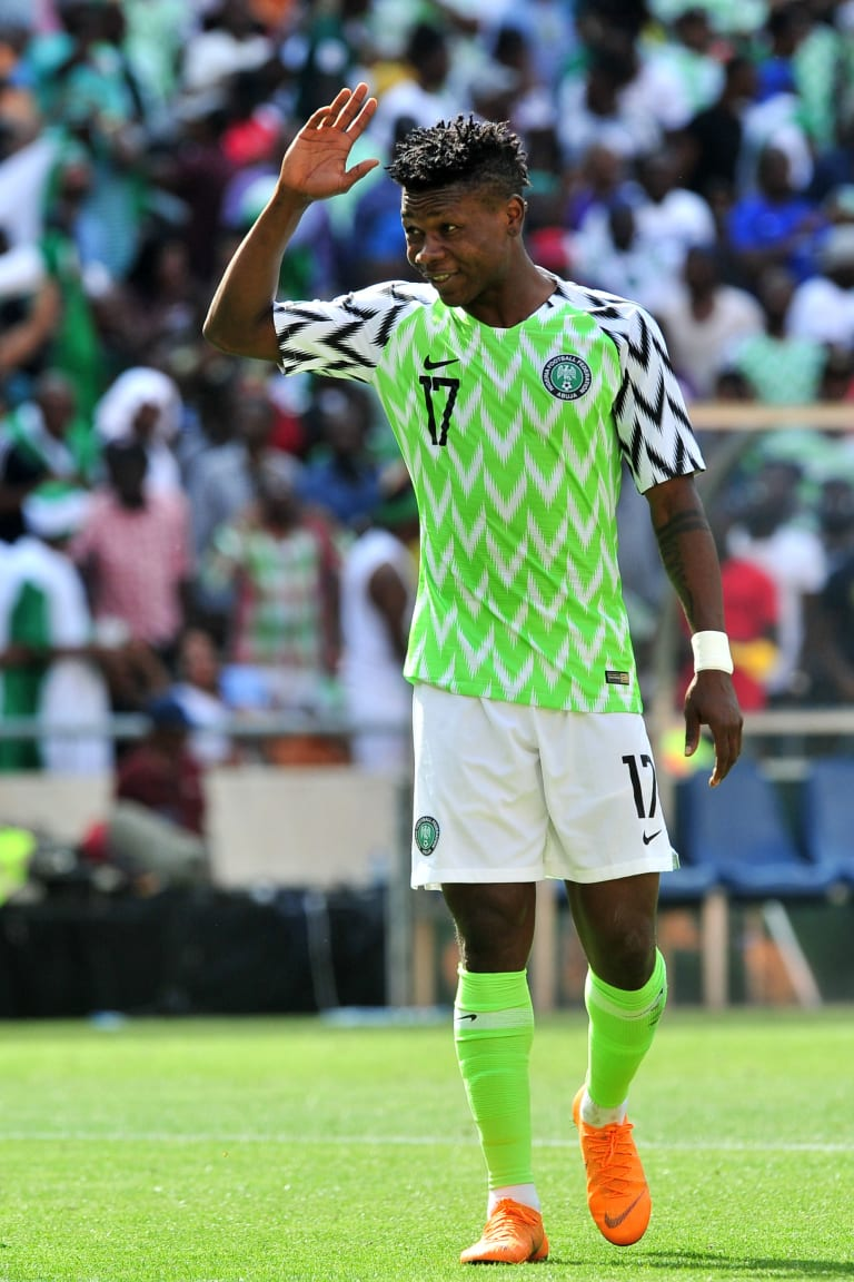 Kalu okay after heart scare, says Rohr