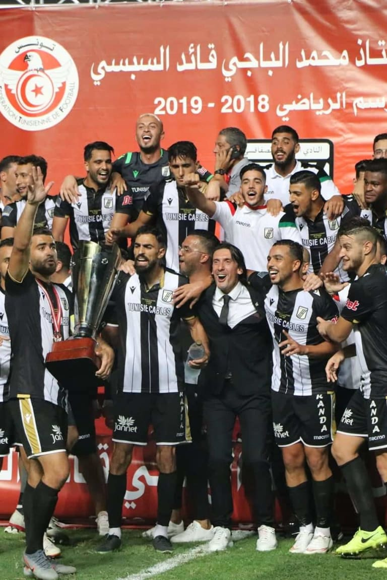 CS Sfaxien wins fifth Tunisian FA Cup title