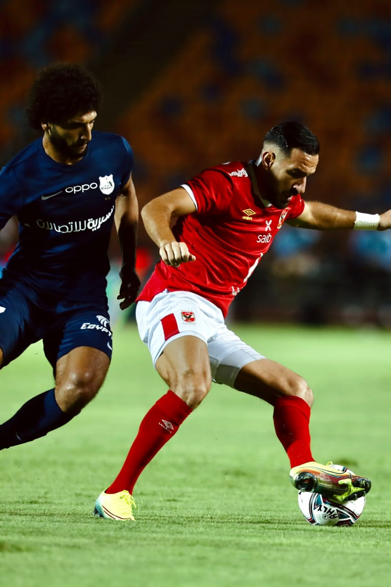 Ahly and Zamalek win as Egyptian league returns to life