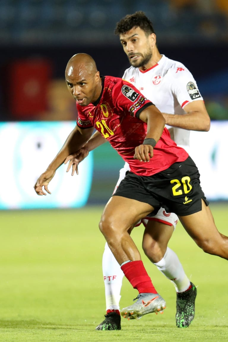 Angola holds Tunisia to a deserved draw