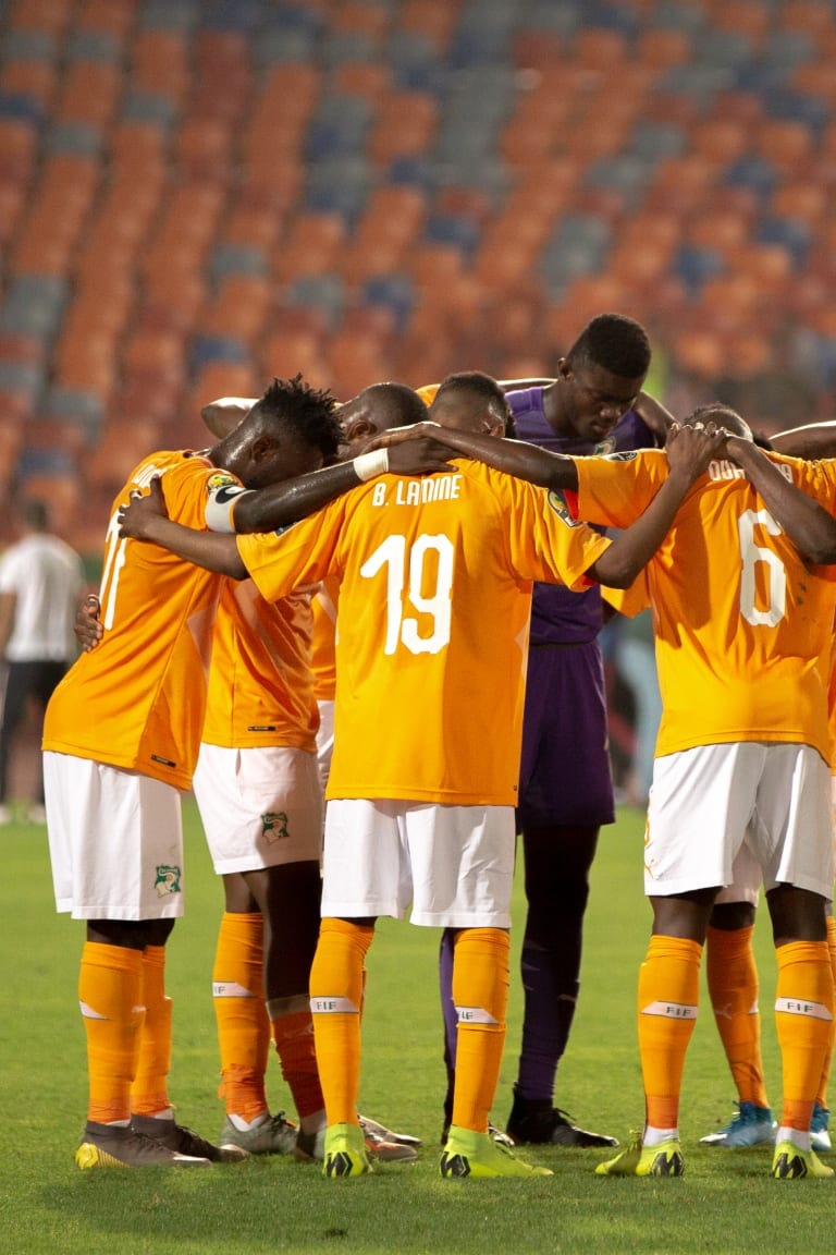 West African Derby as Cote d'Ivoire and Ghana seek Olympic ticket