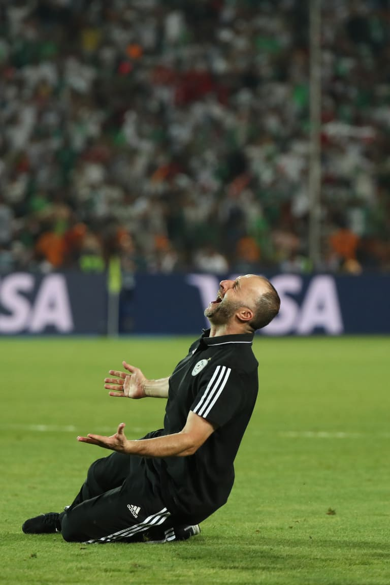 "Belmadi, le ""Special One"" africain"