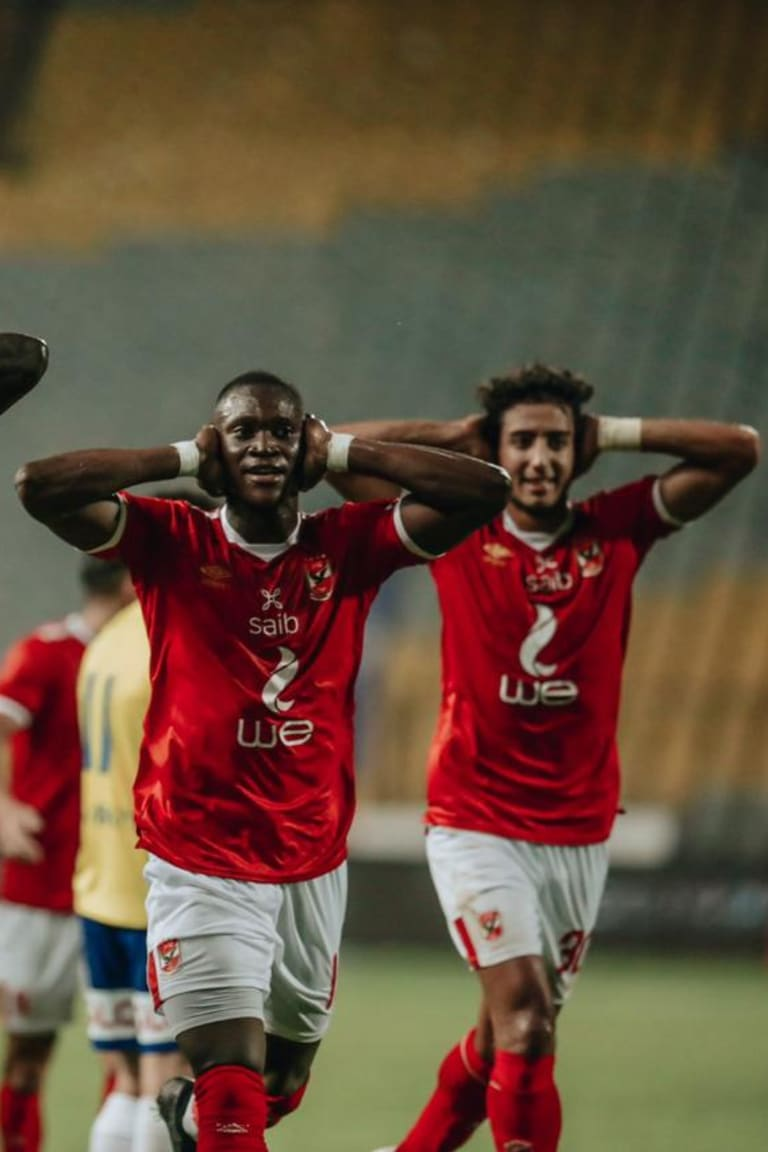 Sky 42 as Al Ahly crowned Egyptian Premier League Champions