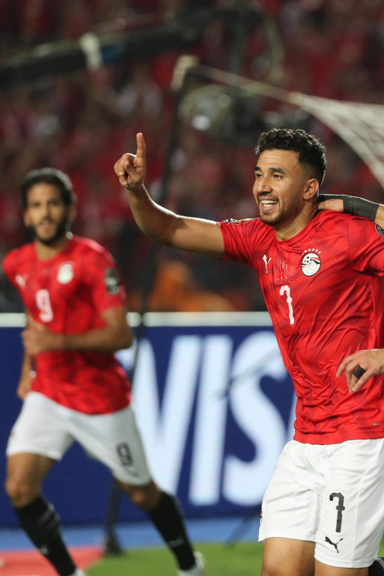 Hosts Egypt search for qualification against DR Congo Leopards