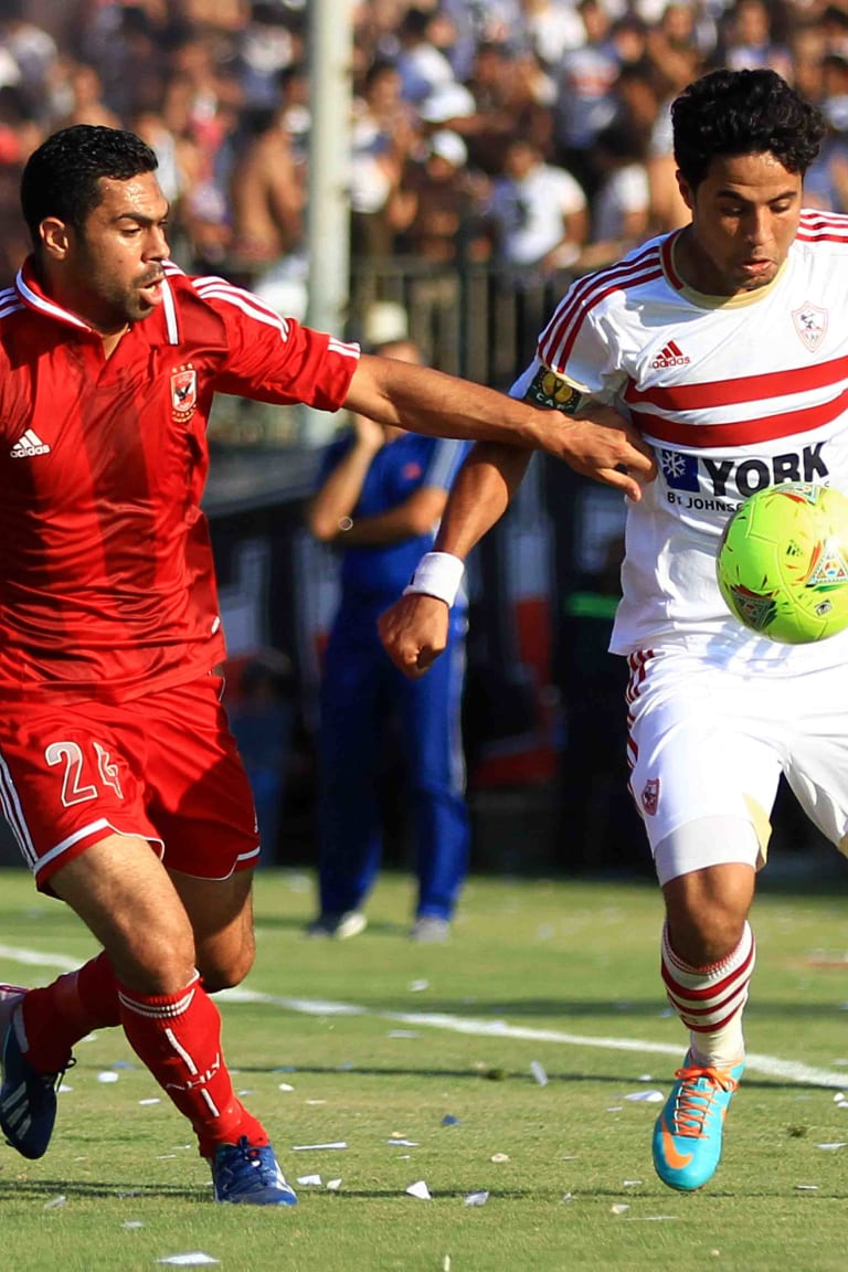 CAF and EFA: Total CAF Champions League final behind closed doors